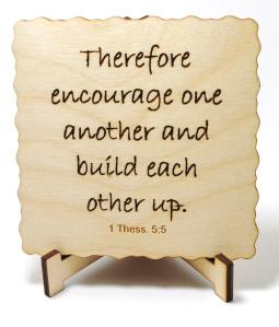 encouragement one