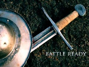 battle-ready