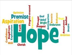 hope week 1
