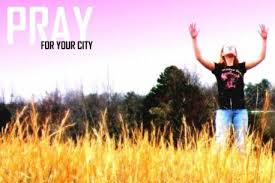 prayer for your city